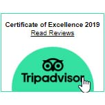 The Stiltz Tripadvisor Award 2016